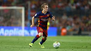 Barcelona's Alen Halilovic near season loan to Valencia, agent says