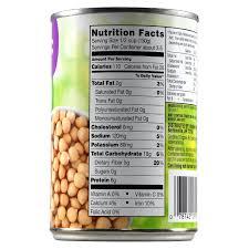 great value organic garbanzo beans