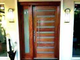 front entrance doors for