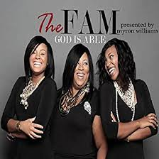 God Is Able (Myron Williams Presents The Fam) by The Fam on Amazon Music -  Amazon.com