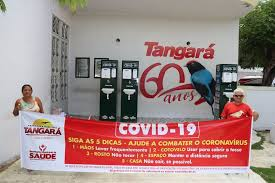 Prefeitura de Tangará, Rua Miguel Barbosa, Centro, Tangará (2020)