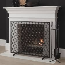 corbett bronze fireplace screen in 2019