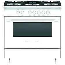 miele 36 gas range all top stove