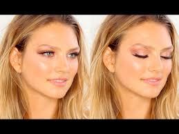 victoria secrets show angels makeup