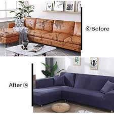 pea blue easy going sofa slipcover