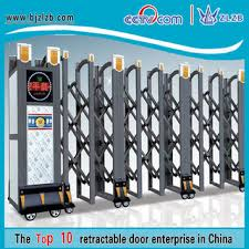 Folding Expandable Gate Metal Fence Gate Outdoor Iron Gate China Suppliers 1763929