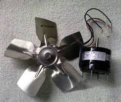 country flame blower motor and fanblade