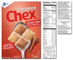 rice chex nutrition label trovoadasonhos