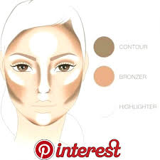 makeup after 50 how to contour for a