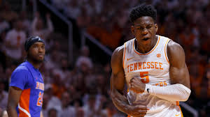 Admiral Schofield - Men's Basketball - University of Tennessee Athletics
