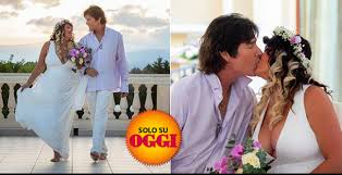 Ronn Moss and his second wife, in Calabria: the wife advised of the wedding  the day before - X Gossip