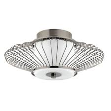 light 13 inch flush mount ceiling light