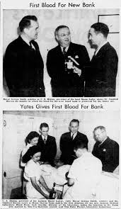 CE Hinton Blood Bank Nov 16, 1947 JS - Newspapers.com