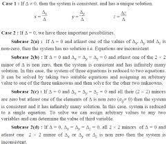 3x3 cramers rule calculator