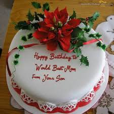 birthday cake for mom special cakes