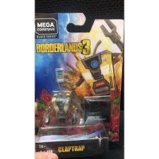 Borderlands Claptrap Mege Building Bloks Figure Toy Action Toy Figures Aliexpress