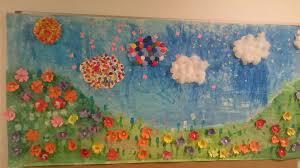 fresque printemps section