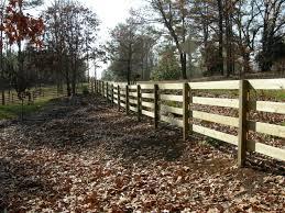 Ranch Rail Horse Fencing Alpharetta Milton John S Creek Apex Fence Company
