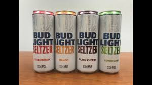 bud light challenge to white claw