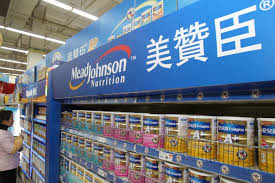 mead johnson aims to boost infant