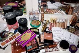 american makeup haul