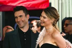 Baby No. 2 on way for Adam Levine and wife Behati Prinsloo