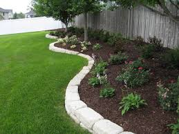 mulch rocks landscaping services