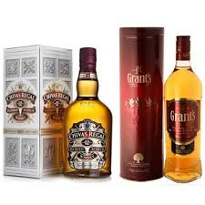 send scotch whiskey lover gift set to