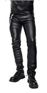 tripp men s black vegi faux leather