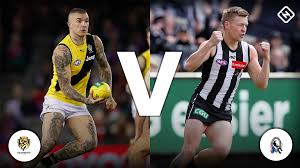 Richmond Tigers v Collingwood Magpies ...