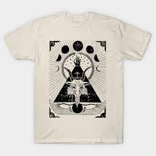 celtic horned paganism pagan tee