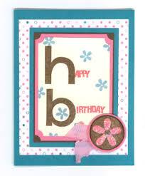 Splitcoaststampers Happy Birthday Myrna