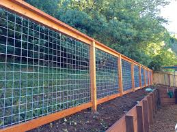 Hogwire Fencing Fence Planning Wire Fence Panels Trellis Fence
