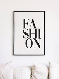 Fashion Prints Posters And Wall Art On Sale Now Digital Print Collective