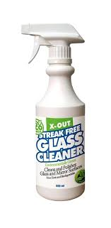 streak free glass cleaner oz