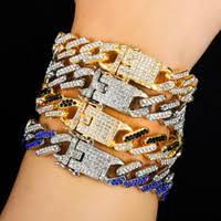 mens cuban link diamond chain australia