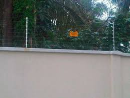 Electric Fence Wire Supplies And Installation From Lagos Nigeria