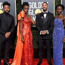 2019 golden globes red carpet