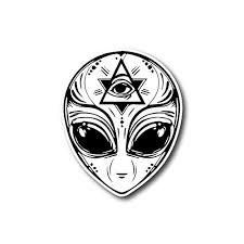 10670 Illuminati Alien All Seeing Eye S Buy Online In Israel At Desertcart