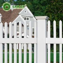China 4 X 8 Cape Cod Vinyl Picket Fence Backyard China White Vinyl Picket Fence White Vinyl Picket Fencing