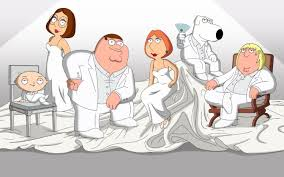 peter griffin family guy tv series
