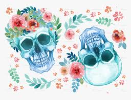 sugar skull wallpaper rose sugar