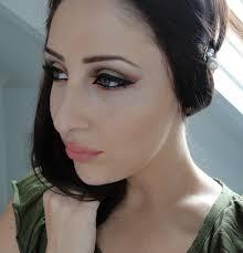 summers s arabic wedding makeup