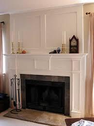 fireplace reno idea remove stone and