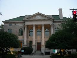 Old) DeKalb County Court House