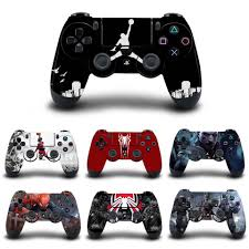 Vinyl Decal Ps4 Controller Skin Sticker For Playstation 4 For Dualshock 4 Ps4 Ps4 Pro Ps4 Slim Controllers Skins Buy At The Price Of 1 99 In Aliexpress Com Imall Com