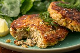 easy salmon patty recipe how to make
