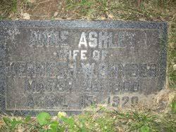 Anne Ashley Snyder (1900-1920) - Find A Grave Memorial