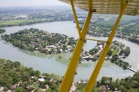 trere island homes at lake