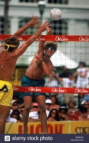 Aug 05, 1994; Orlando, FL, USA; KENT STEFFES at the AVP ...